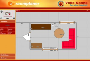 ZDF Raumplaner Screenshot