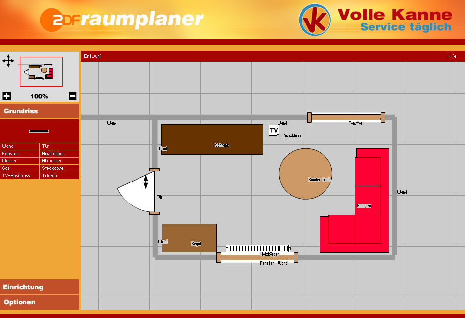 raumplaner 3d online elegant realitt planen mit dem kps online raumplaner with raumplaner 3d. Black Bedroom Furniture Sets. Home Design Ideas
