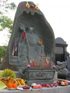 Rituale an der Grabstätte
