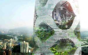 The vertical City - Die vertikale Stadt (2)