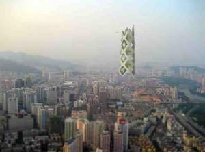 The vertical City - Die vertikale Stadt (1)