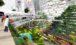 The vertical City - Die vertikale Stadt (3)