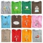 Entrümpeln: Shirts – 02.02.09