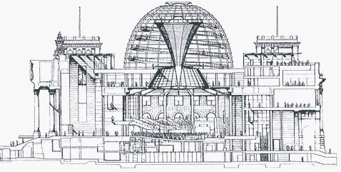 Architektur Zeichnung fördert architektur des reichstags ängste politikern everyday