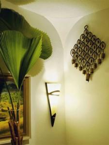 Raumrunder als dekorative Gestaltungsidee