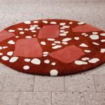 Blutwurst Teppich