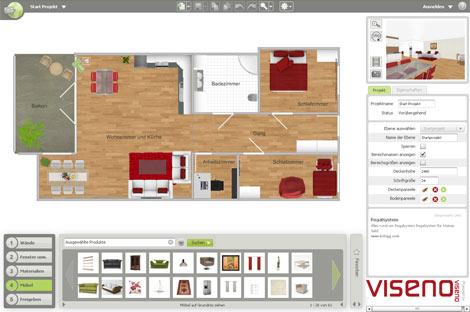 Online Wohnungsplaner Wohnung Planen In 3d