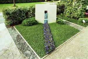 Feng Shui Grabstätte (Fotos: Gabriele Weimann)