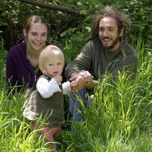 Familie in der Natur (Foto: Jackal of all Trades)