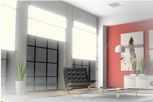 oled beleuchtung revolution rer wohntrend der zukunft. Black Bedroom Furniture Sets. Home Design Ideas
