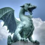 Drachen Statue (Foto: Ville Miettinen)