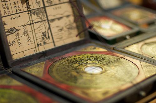 Notwendiges Accessoire für Feng Shui Berater: Der Feng Shui Kompass