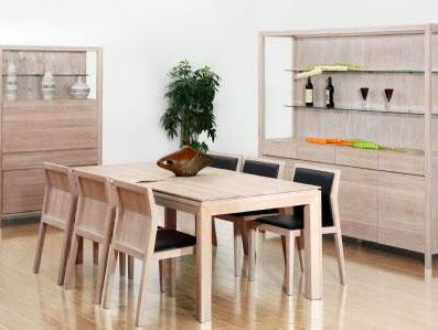 Exotischer Stilmix: Küchenmöbel der Tao-Reihe