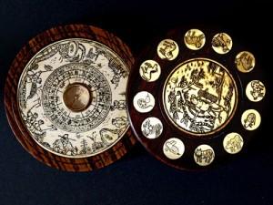 Historischer Kompass