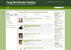 Feng Shui Berater qualitätsoffensive der feng shui berater katalog