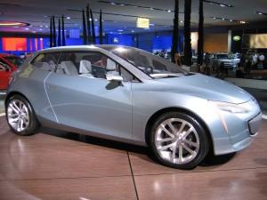 Nach Feng Shui Regeln gestaltet: Der Mazda Sassou