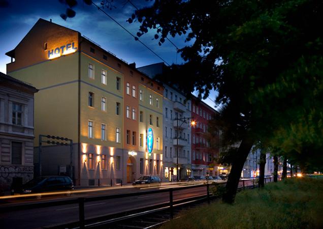 melarose feng shui hotel berlin entspannt entdecken. Black Bedroom Furniture Sets. Home Design Ideas