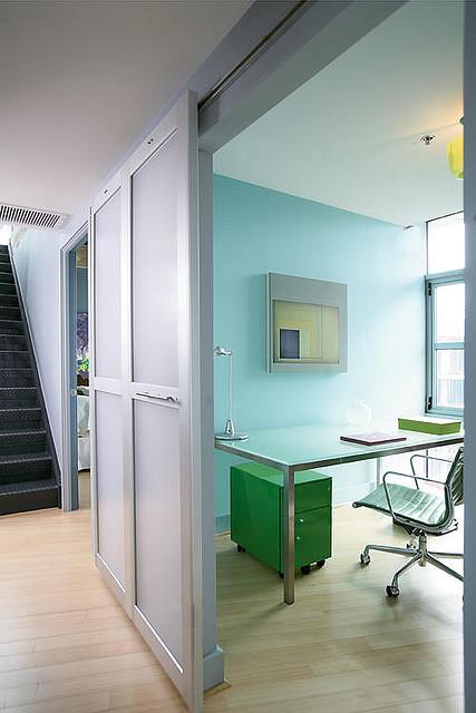 das e haus intelligente m bel und vernetztes wohnen. Black Bedroom Furniture Sets. Home Design Ideas