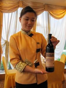 Wein wird in Asien immer beliebter