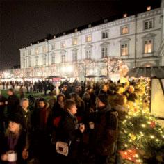 Feng Shui Weihnachtsmarkt Schloss Bensberg