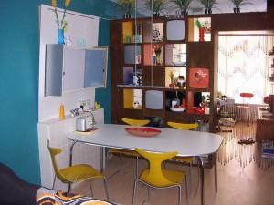 60ies interior 300x225 Wohnen mit Stil: Die 10 beliebtesten Einrichtungsstile