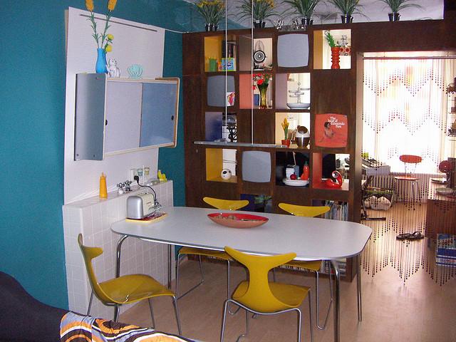 60ies Interior Design