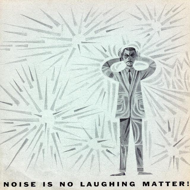 Lärm: vielfach unterschätzter Stress-Faktor