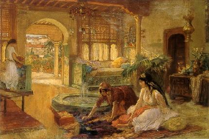 Orientalisch Wohnen: Der orientalische Einrichtungsstil