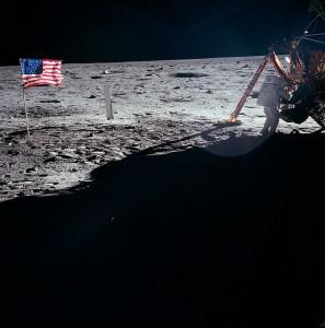 Mondlandung von Apollo 11