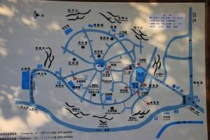 Lagekarte von Zhuge Bagua