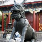 Das Qilin: Fabelwesen aus der chinesischen Mythologie
