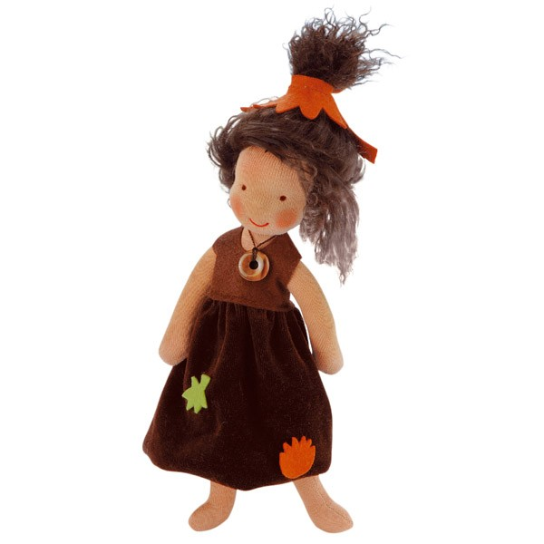 Feng Shui Puppe (Käthe Kruse): Element Erde