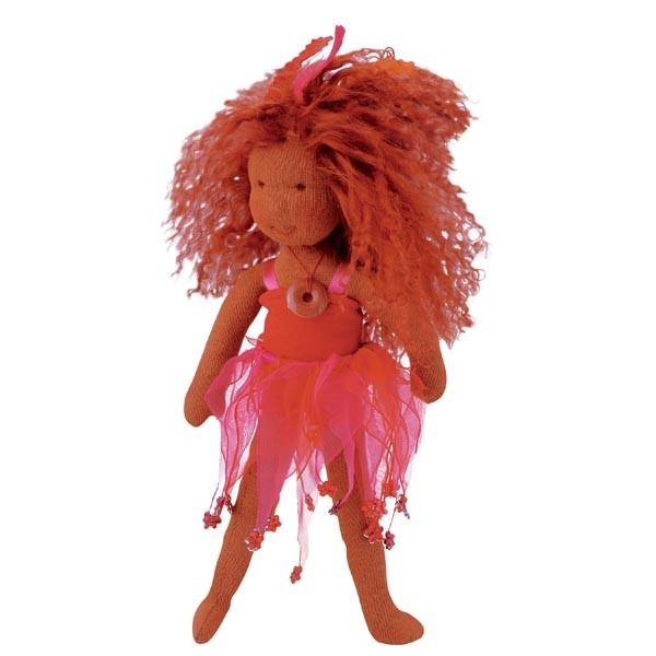 Feng Shui Puppe (Käthe Kruse): Element Feuer