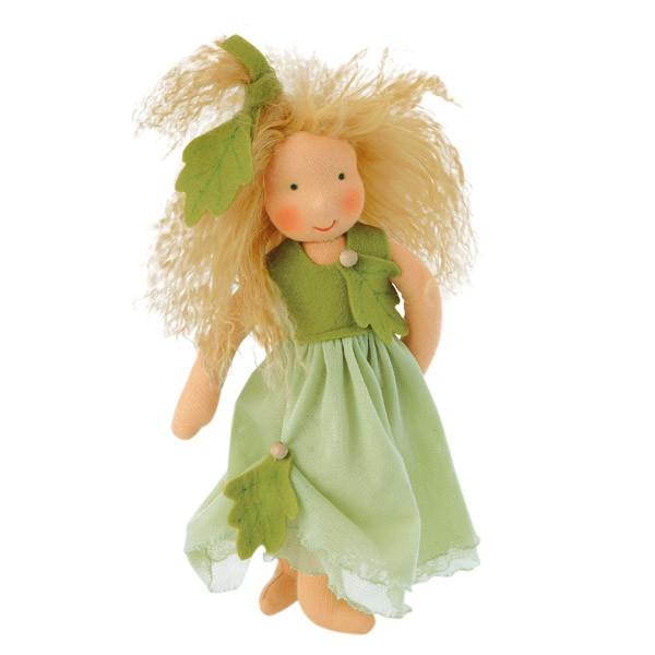 Feng Shui Puppe (Käthe Kruse): Element Holz