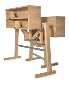 laufender tisch wie ein tisch zum selbstl ufer wird. Black Bedroom Furniture Sets. Home Design Ideas