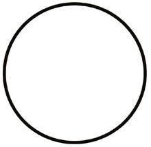 Symbol eines Kreises