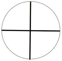 Symbol eines Kreuzes