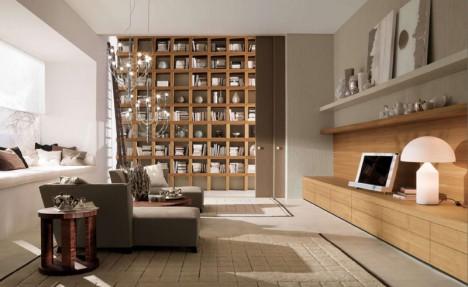 Einrichtungsideen für die eigene Hausbibliothek