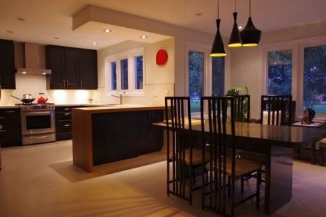 Moderne Küche im buddhistischen Stil - Bild 1