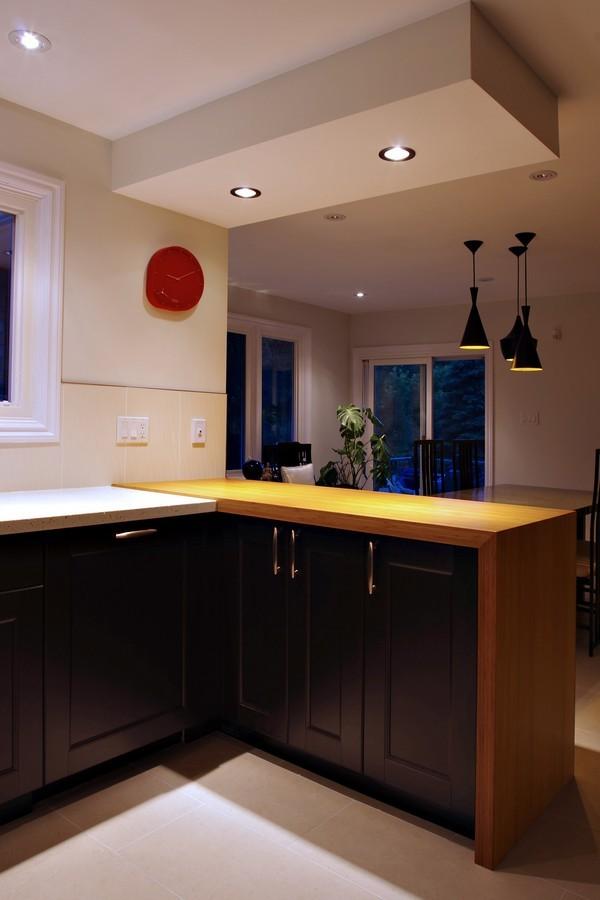 Moderne Küche im buddhistischen Stil - Bild 4