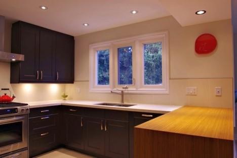 Moderne Küche im buddhistischen Stil - Bild 5