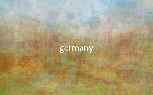 Die Farben Deutschlands