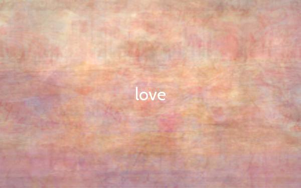 Die Farben der Liebe