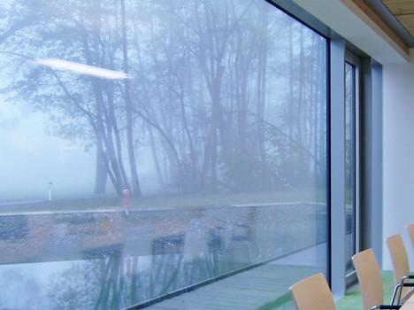 Nebel-verhangene Aussicht im November, Foto (C) Irmgard Brottrager
