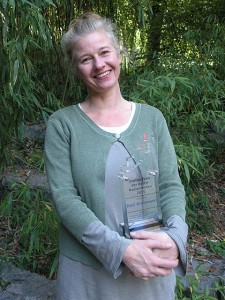 Zwiller-Preisträgerin Dasi Grohmann