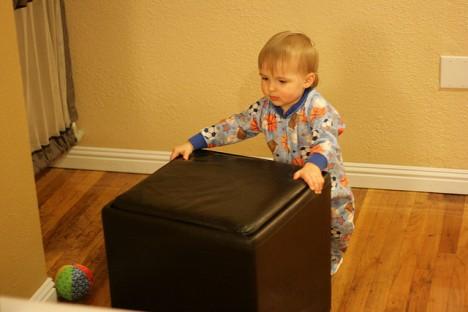 So nicht! Feng Shui im Kinderzimmer bedeutet nicht gleich Möbelrücken