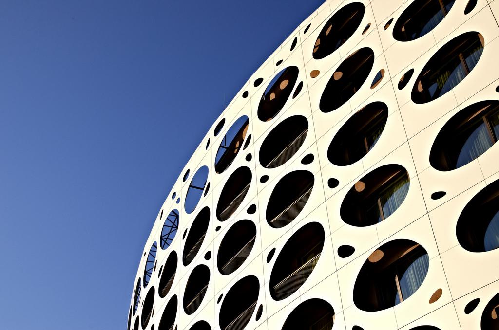 Vorgeblendete Fassade als eye-catcher, Foto: PHNPhoto