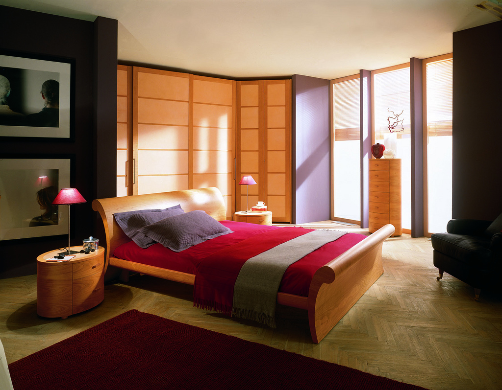 wasserbett im schlafzimmer gutes feng shui. Black Bedroom Furniture Sets. Home Design Ideas