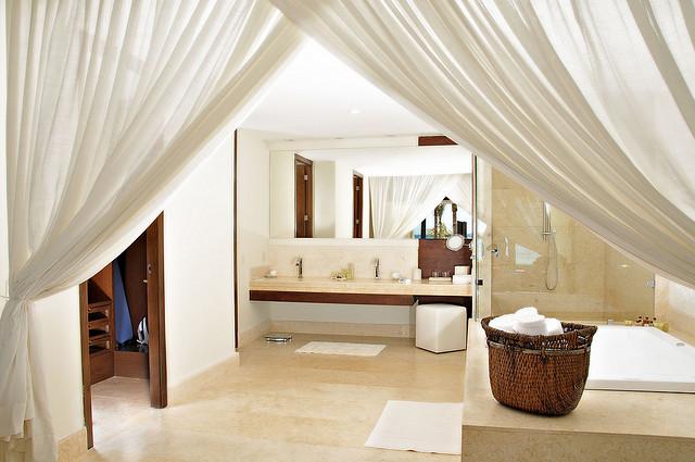 Feng Shui in Bad & WC: Darauf ist im Badezimmer zu achten
