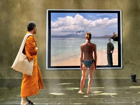 Die Art unserer Wahrnehmung bestimmt unsere Realität.